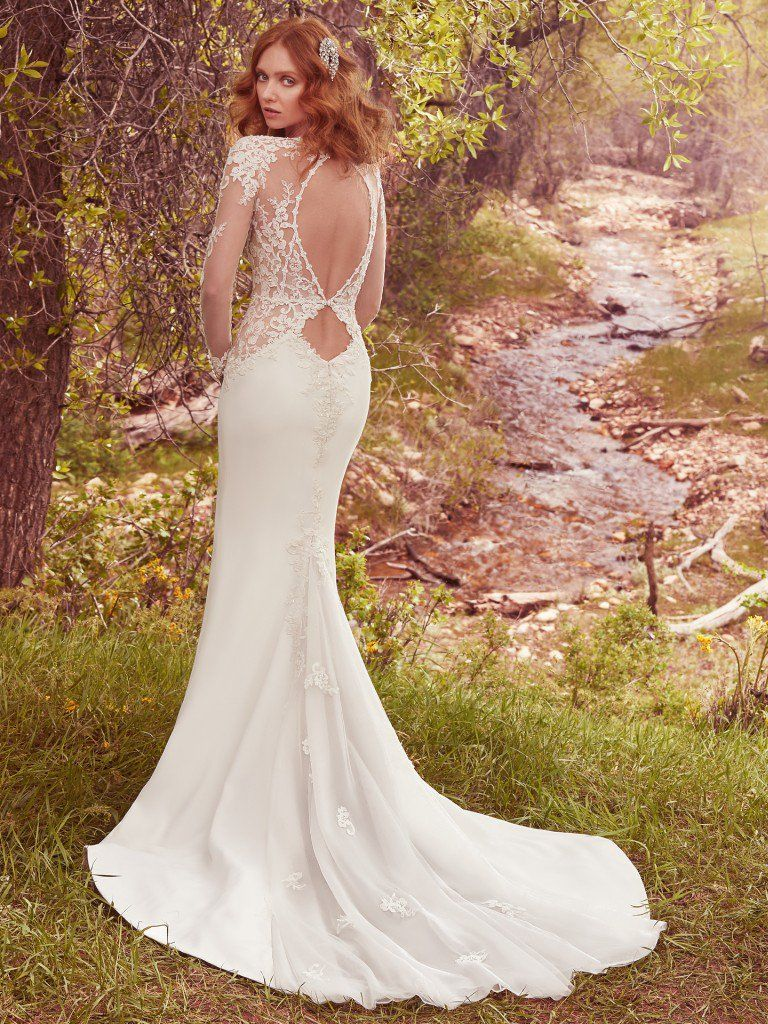 The bustle wedding dresses  Maggie Sottero Wedding Dresses  Maggie sottero and Maggie sottero