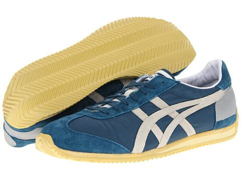 Onitsuka Tiger by Asics California 78® Vintage Peacock Blue/Off-White -  Zappos