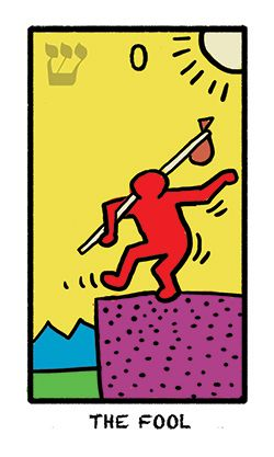Tarot of the World in Colours