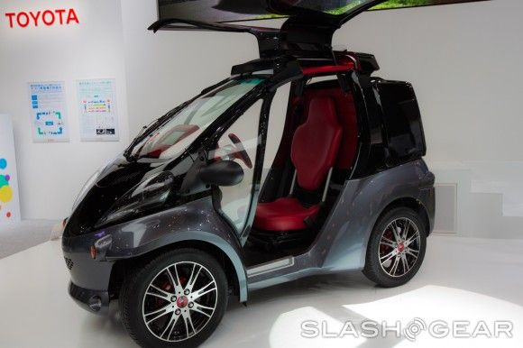 Single Person Electric Cars Are Amazing