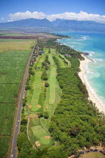 Hawaii Golf Schools - Hawaii Golf School Vacations