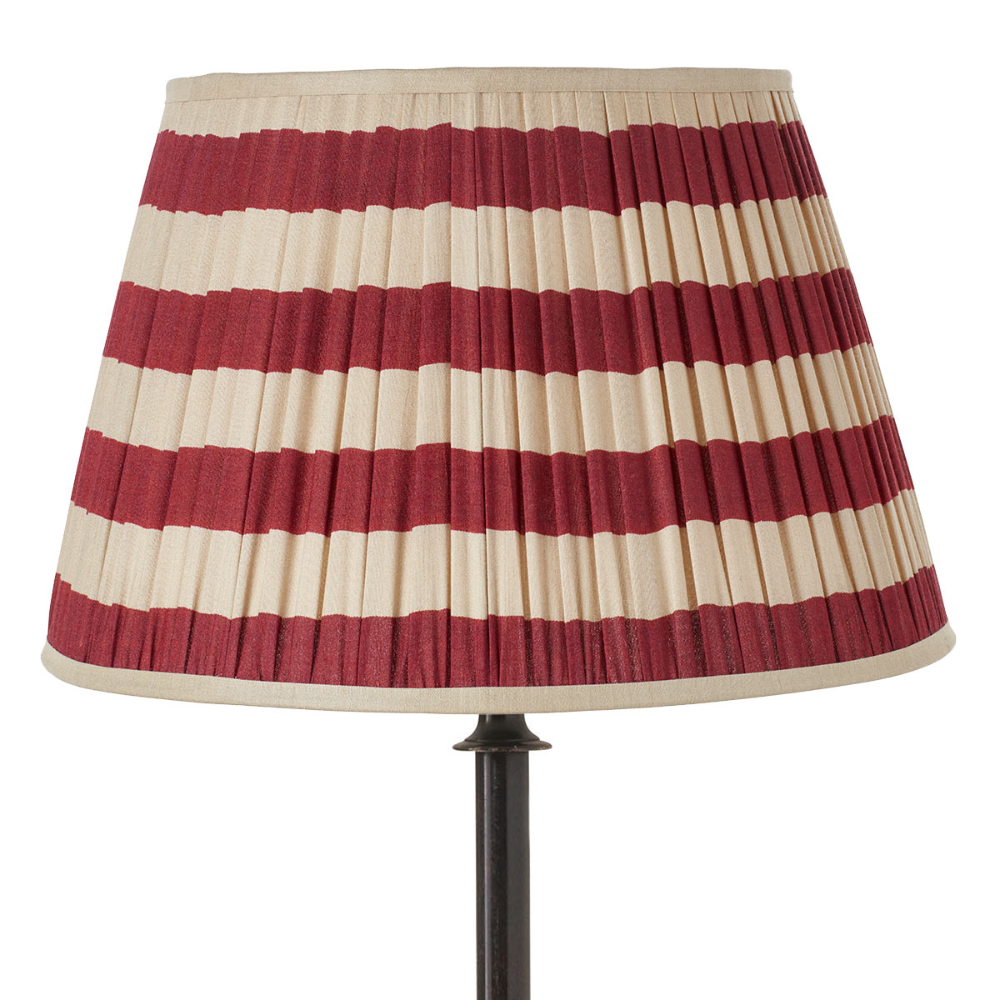 14in Pattani Eclipse Lampshade Cabernet Red In 2020 Colorful Lamp Shades Blue Lamp Shade Patterned Lampshades