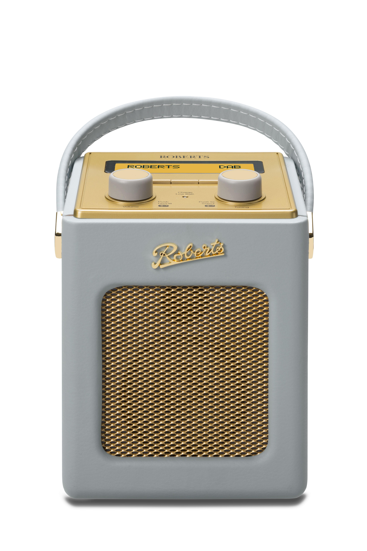 Sillas vintage el rinc 243 n di ree - Dove Grey Revival Mini Interiors Grey Trend Shabby Chic Vintage Roberts Radio