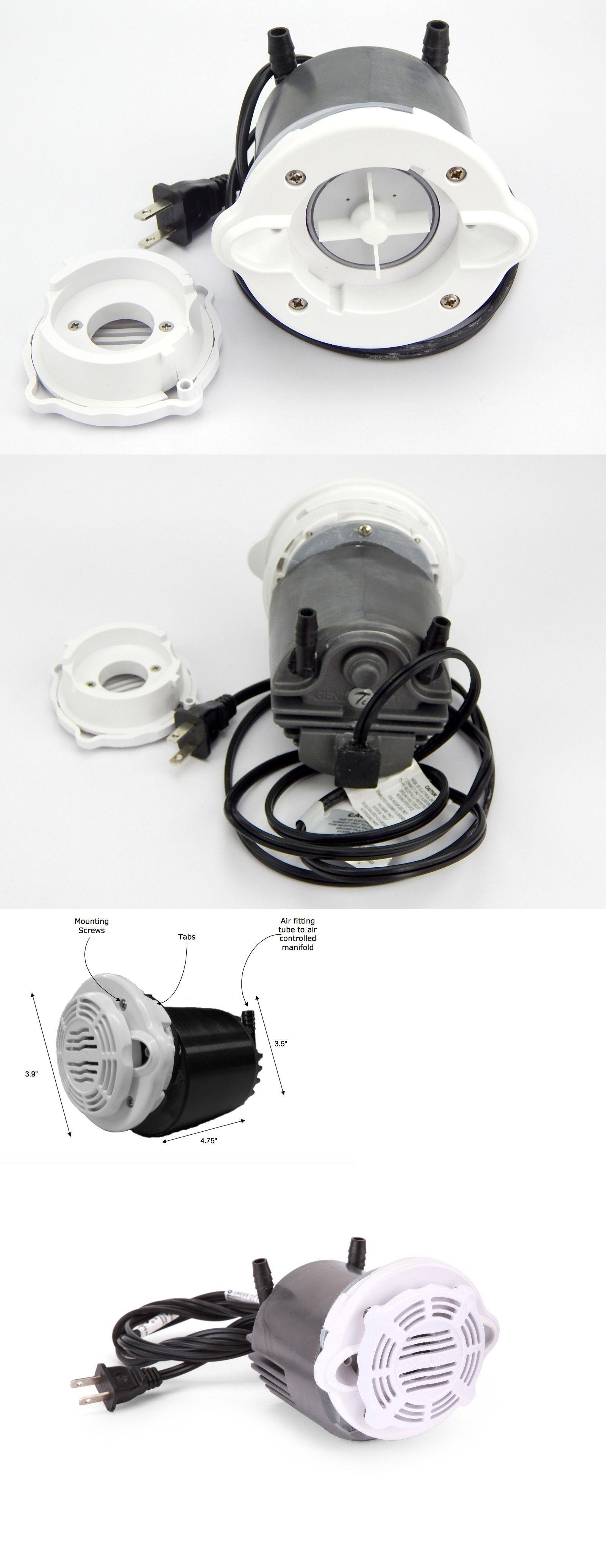 Spas Baths and Supplies: New Original Genijet Geni Pipeless Motor ...