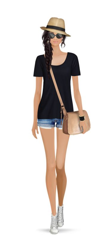 Look Styled For Covet Fashion: Island Exploration