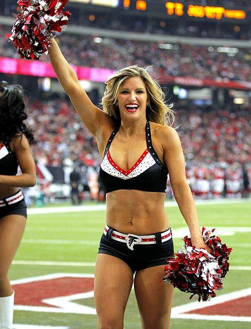 Sabrina Atlanta Falcon Cheerleader Falcons Cheerleaders Atlanta Falcons Cheerleaders Nfl Cheerleaders