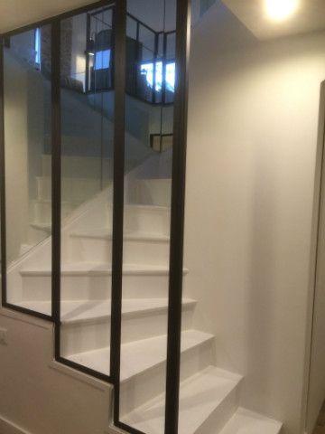 Verrières-du0027intérieur - Ghislain maison cloison porte Pinterest - decoration portes d interieur