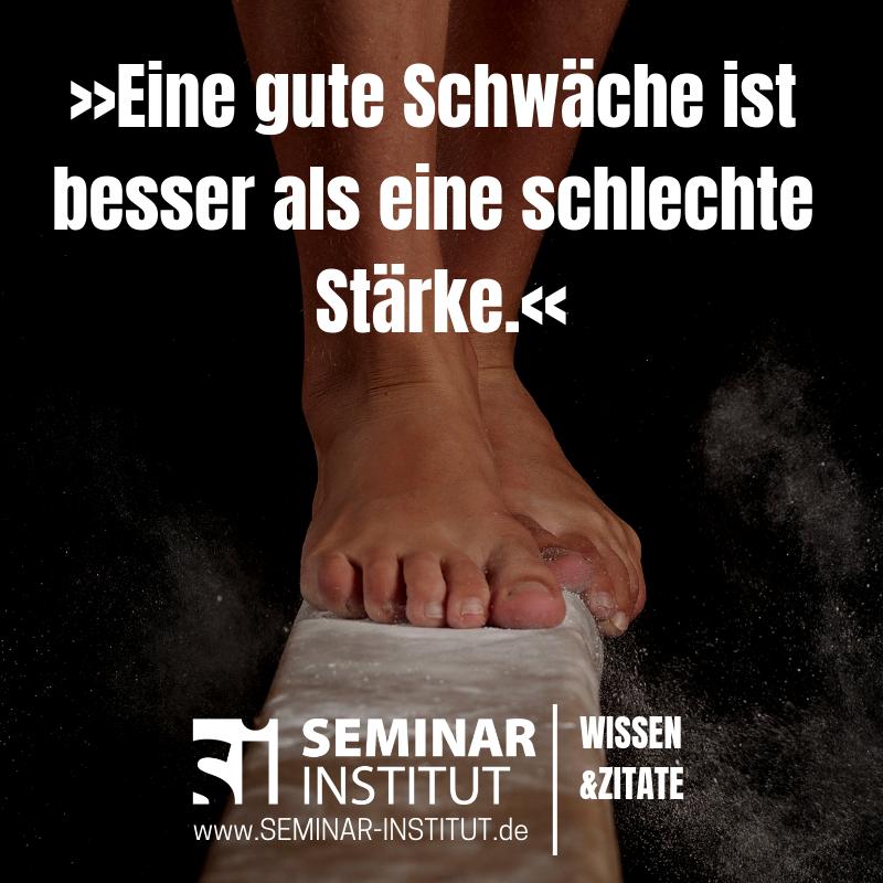 Fokussieren Sie sich auf Ihre Stärken  wwwSEMINAR  motivation Seminaranbieter  Mehr Erfolg im Management  SEMINARINSTITUT motivation