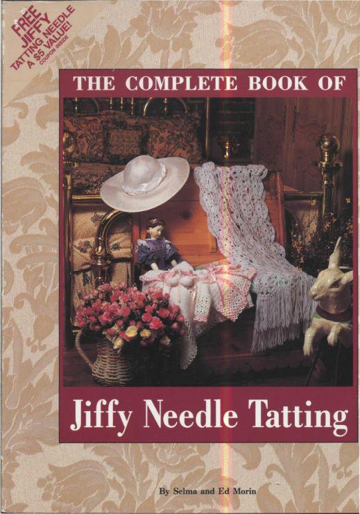 Gallery.ru / Фото #1 - The_Complete_Book_of_Jiffy_Needle_Tatting - mula