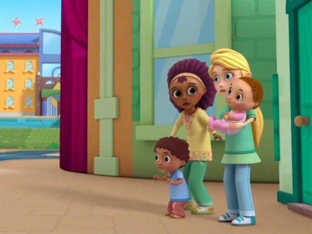 Moms teaching girls lesbian charming