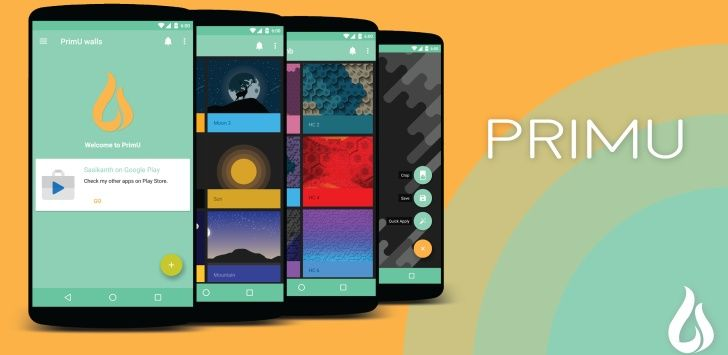 awesome PrimU Walls v1.1.6 APK Updated Download NOW