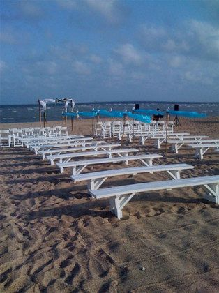 Have You Held Beach Wedding Reception In Corpus Christi Texas