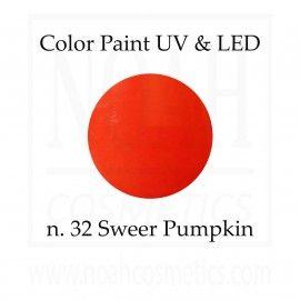 Color Paint UV GEL n.32 Sweet Pumpkin