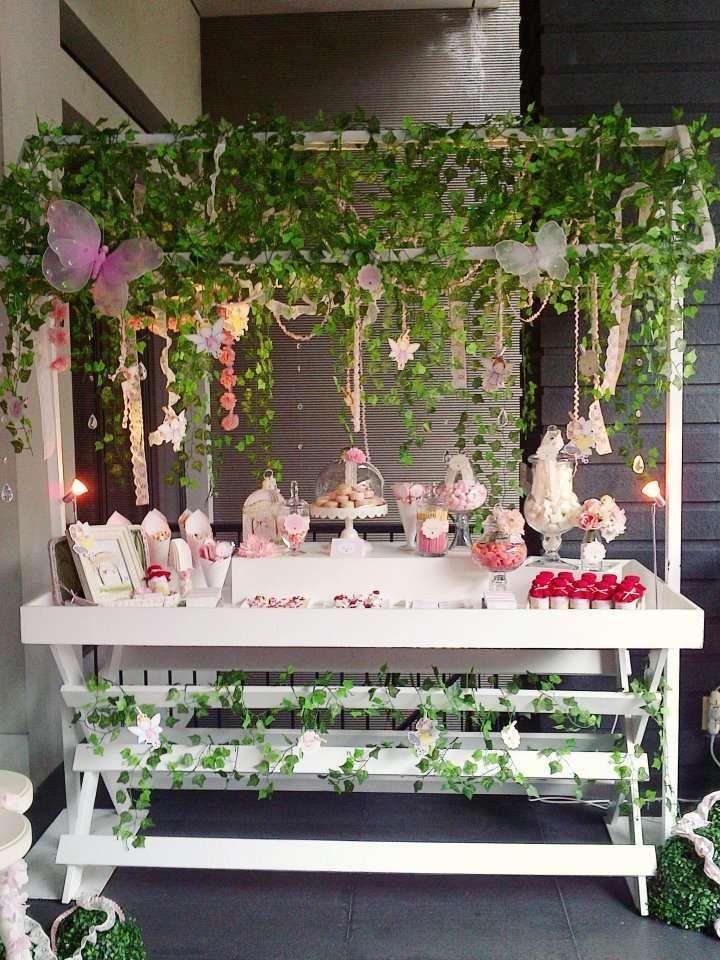 'Enchanted Garden Fairy Party' Birthday Party Ideas