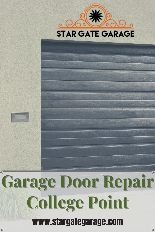 Garage Door Repair College Point In 2020 Garage Doors Door Repair Garage