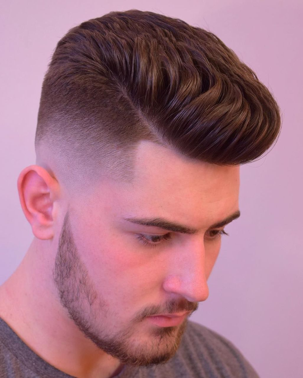 Haircut for men hairline awesome  adorable hairstyles for men with receding hairlines more