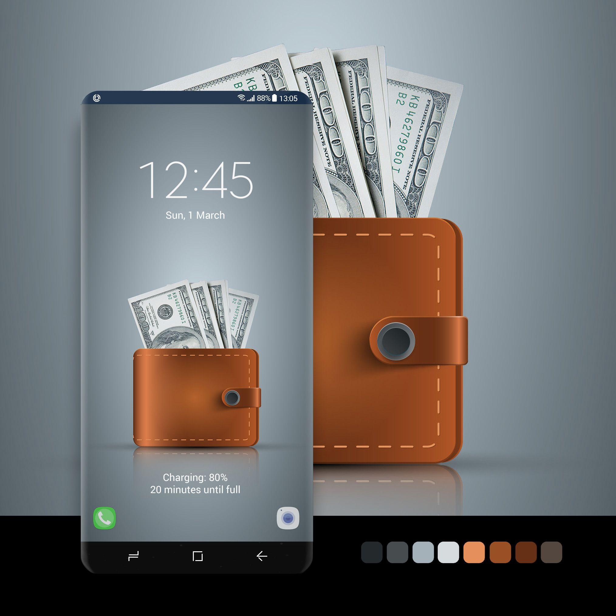 Обои Для Экрана Деньги