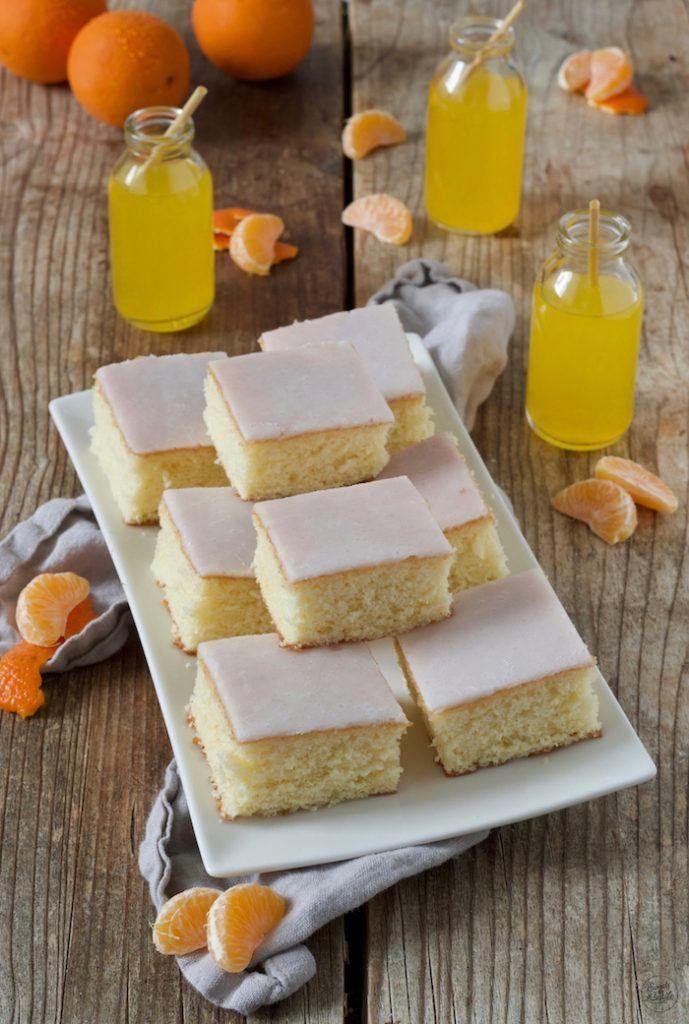 Simple fan cake - children's birthday party - recipe - Sweets & Lifestyle® #cookingrecipes #crockpotrecipes #dinnerideas #foodrecipes #healthydinnerrecipes #readyrecipes #recipeswithvegetables