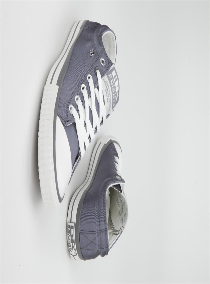 e041dbffdaf British Knights sneaker Description: Donkergrijze sneakers van British  Knights. Deze damesschoenen zijn gemaakt van