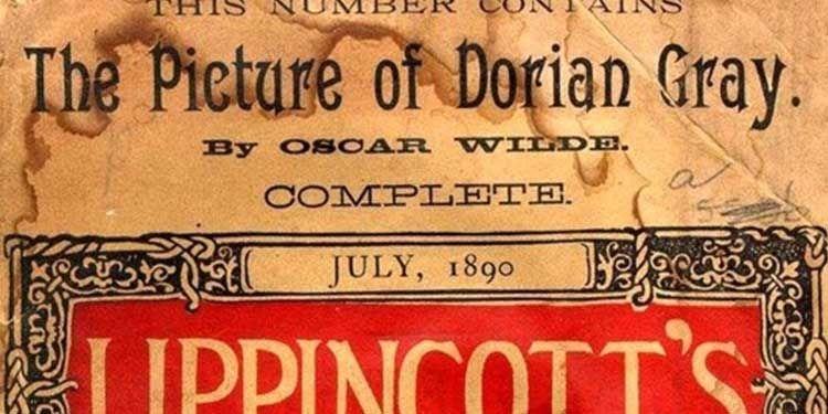 20 giugno 1890 Oscar Wilde pubblica ''Il ritratto di Dorian Gray''