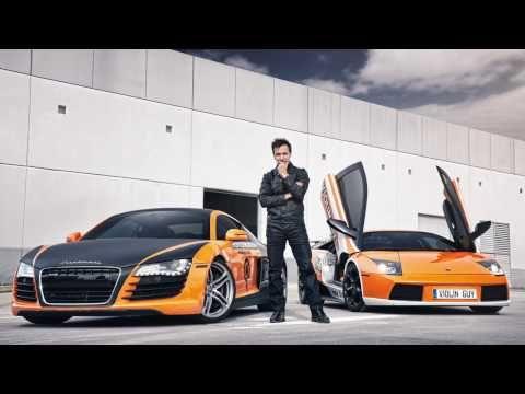Radu Jon Audi R Orange Car Wrap Timelapse Fast Lane Song By - Audi car song