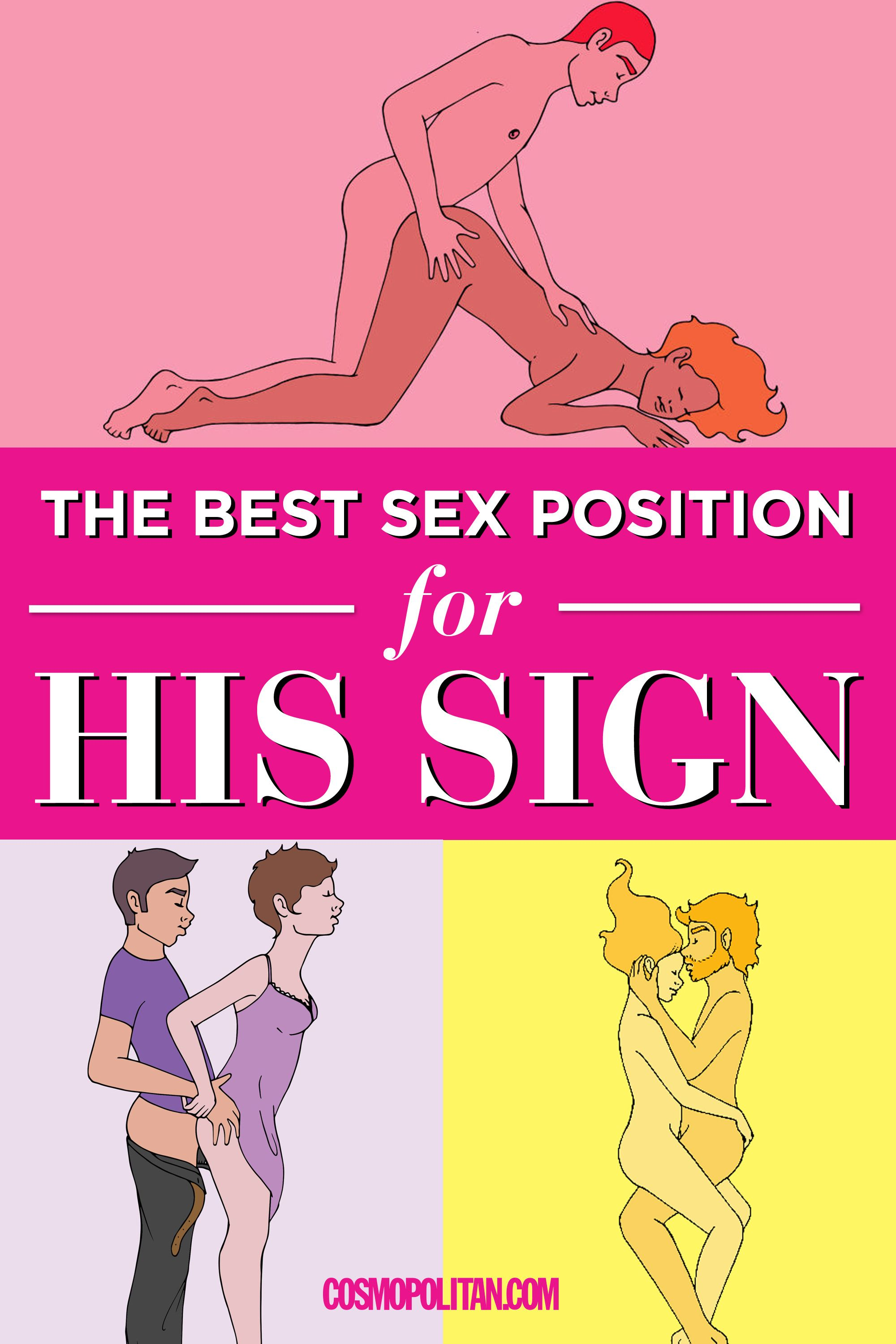 Sex positions for a taurus woman