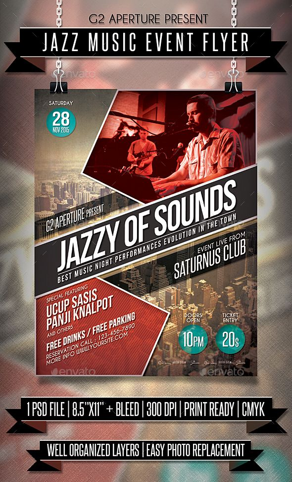 Pin by Joseph Frye on Flyers Music flyer, Concert flyer, Event flyers