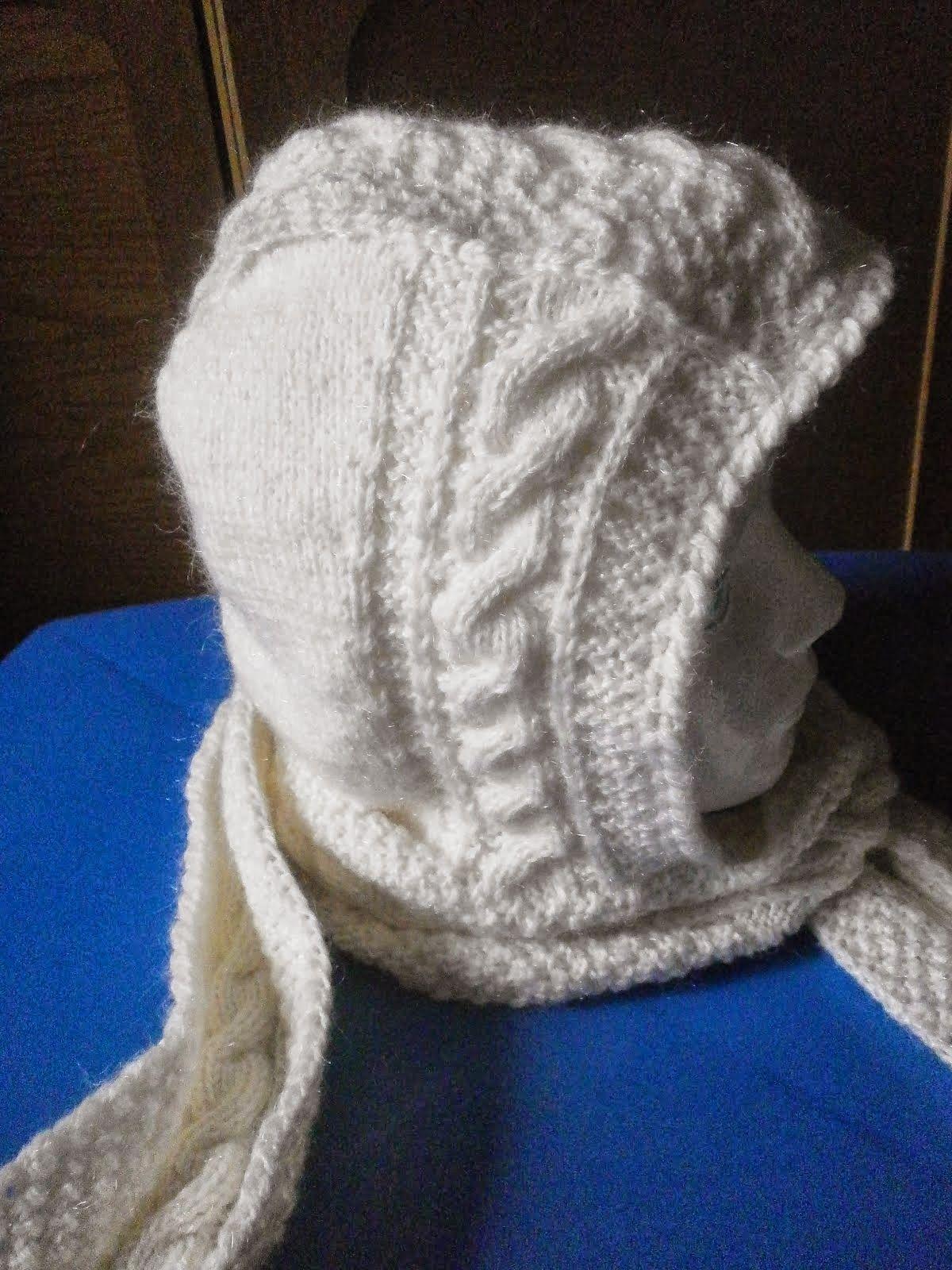 42ae3ea2ee KÖTÖTT KAPUCNI SAPKA ÉS SÁL | kötésminták | Hats, Winter hats és ...