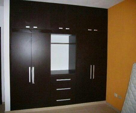 Resultado de imagen para closet modernos decoraci n casa for Decoracion closet en madera