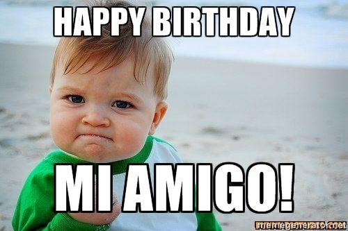 Funny Spanish Birthday Meme : Pin by islamic people on viral memes pinterest happy birthday meme
