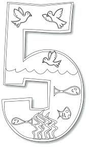 Image result for Coloring pages to make Creation Bible