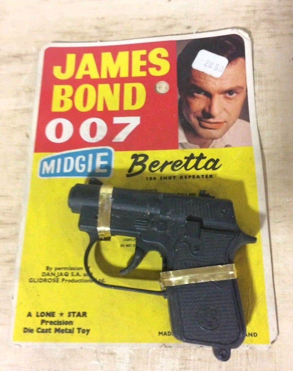 Beretta James