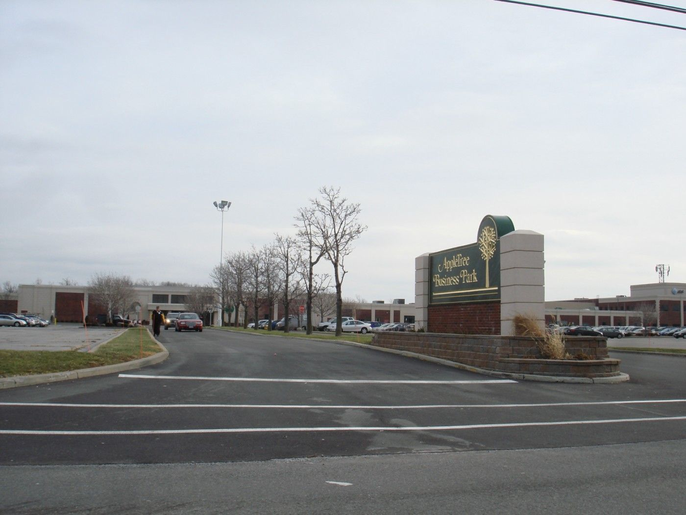 Appletree Mall Road Mall Structures