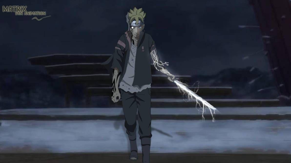 Boruto With Ottotsuki Power And Jougan By Matrksinw On Deviantart In 2020 Boruto Tenseigan Uzumaki Boruto Naruto Shippuden Anime