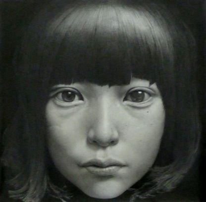 Pencil artworks by Taisuke Mohri