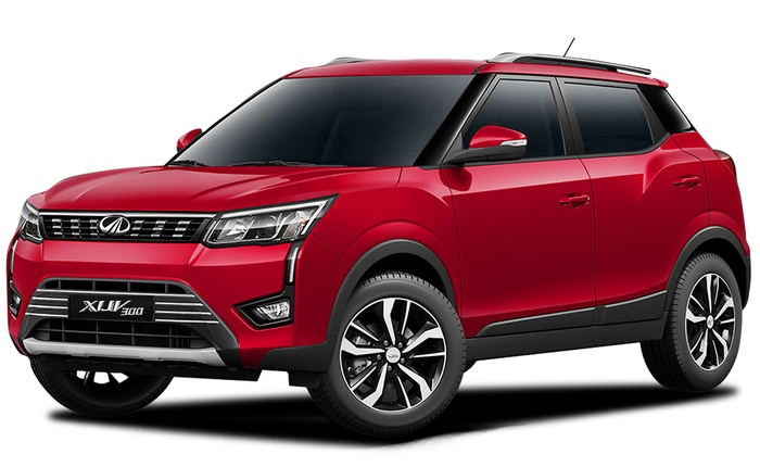 Mahindra XUV300, Recall For faulty Suspension in 2020