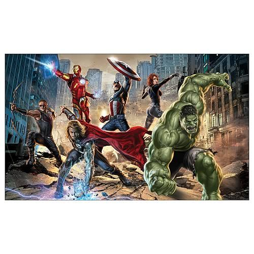 Best Avengers Full Size Wall Mural Avengers Wallpaper 400 x 300