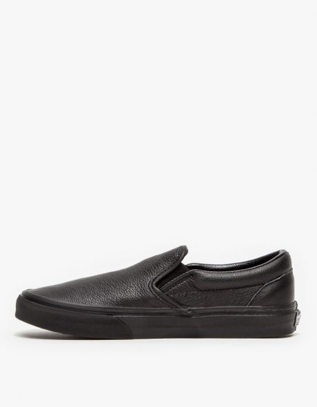 Classic Slip-On Leather \\ Need Supply