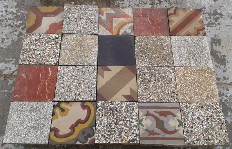 abitazione pavimento in graniglia - Cerca con Google