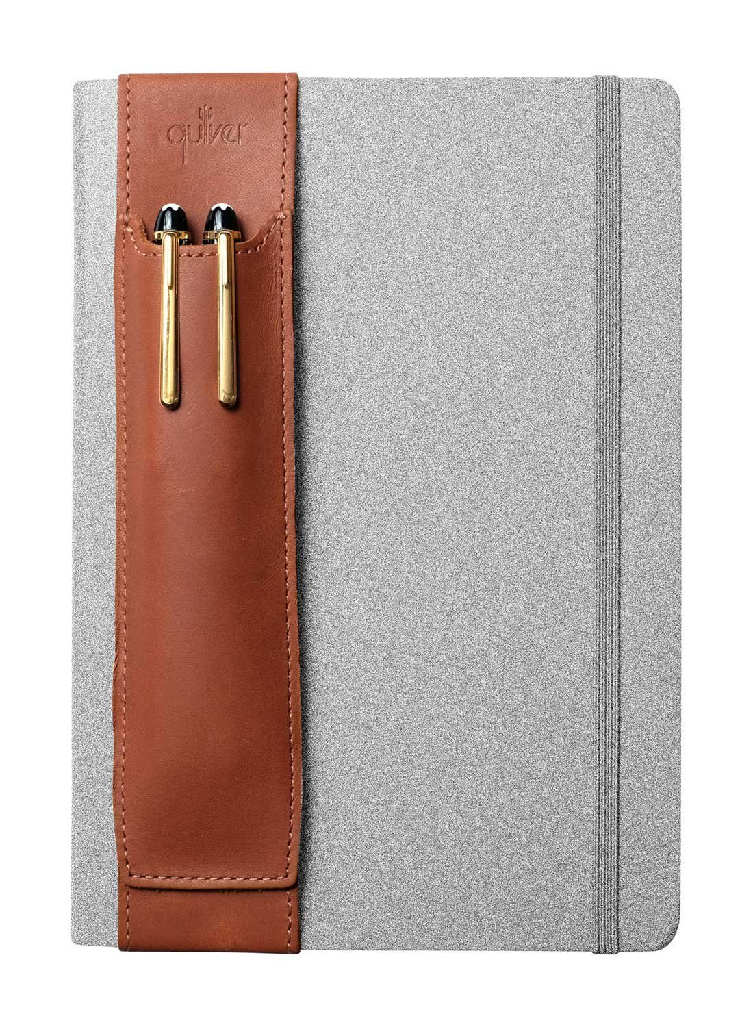 Moleskine A5 Amazon Double Pen Quiver For Large Moleskine Hard Cover A5
