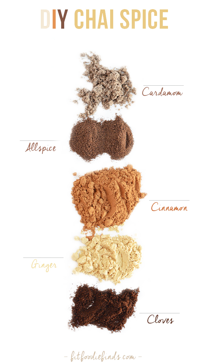 Make your own Chai Spice with just a few simple ...