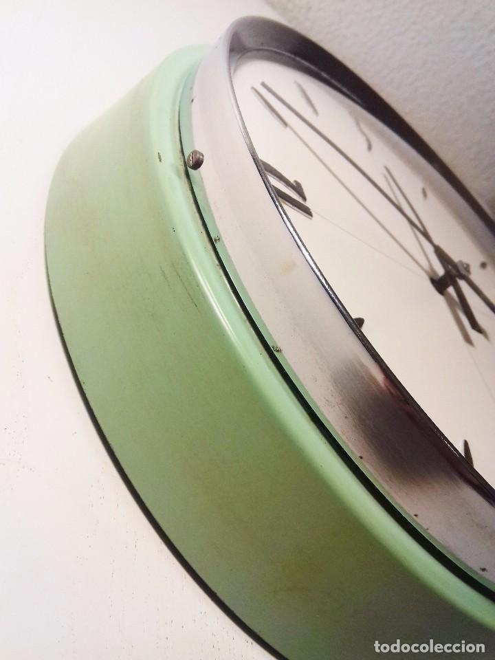 Relojes automáticos: RELOJ DE PARED DE COCINA MARCA MICRO ELECTRIC ...
