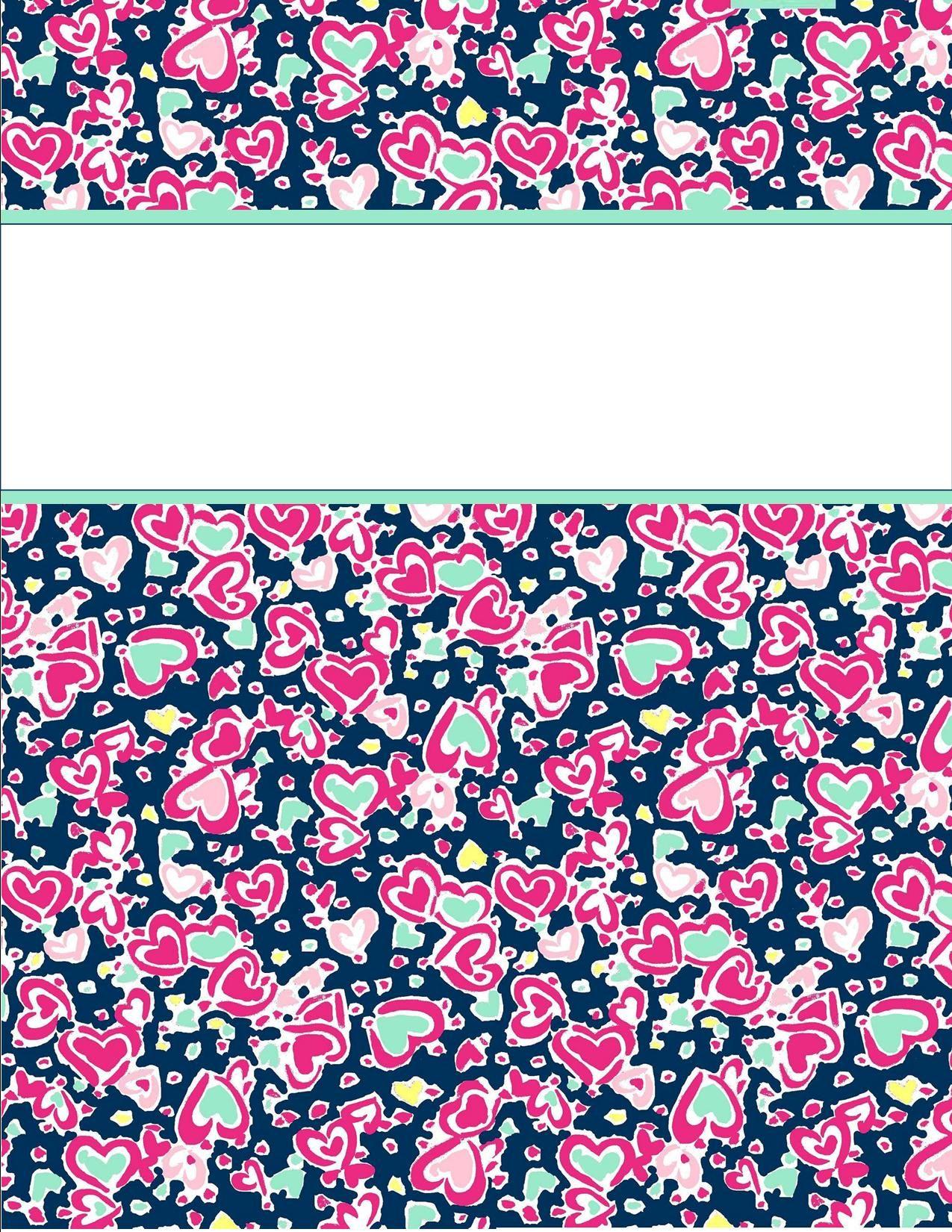 My Cute Binder Covers Bricolaje Y Manualidades Portadas