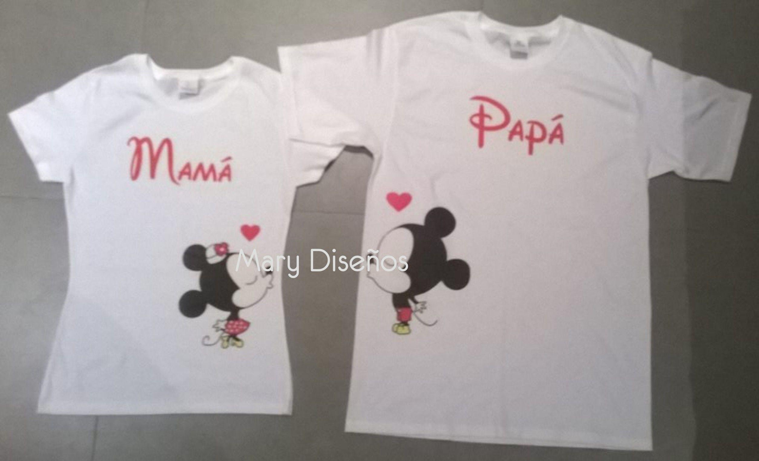 fc11fc2e1daa3 playeras Minie   Mickey