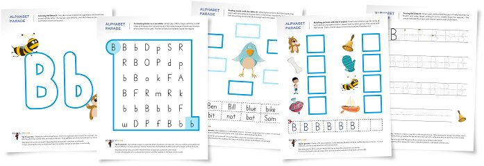 10+ images about Letter b on Pinterest | Activities, Free ...