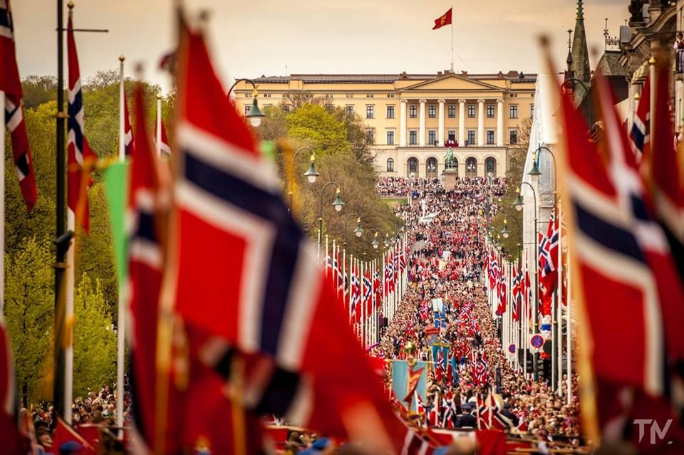 Foto Visit Oslo Oslo Will Hopefully Look Something Like This Tomorrow Noorwegen