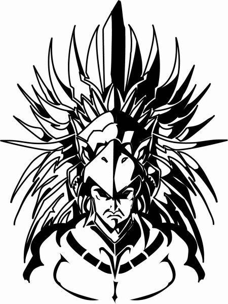 Guerrero Azteca Orgullo Azteca Aztec Warrior Tattoos Y Warrior