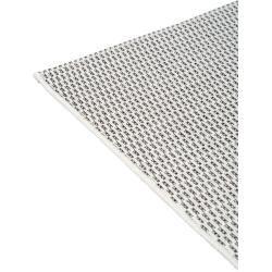Photo of benuta Plus In- & Outdoor-Teppich Naoto Grau 80×150 cm – für Balkon, Terrasse & Garten