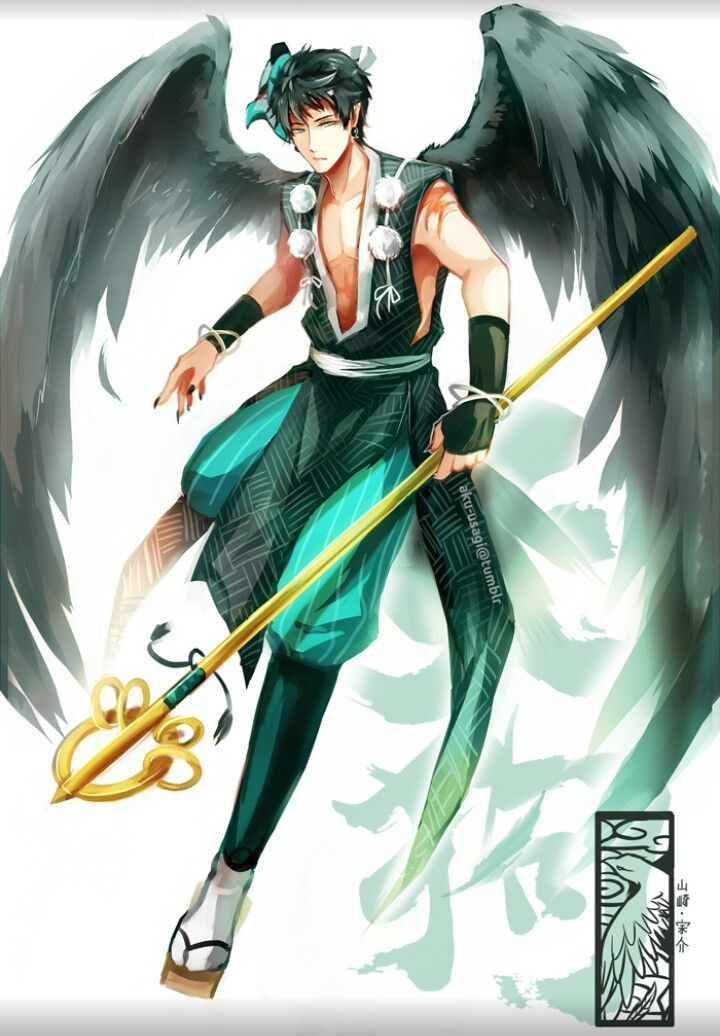 Youkai Sousuke (Tengu) by on