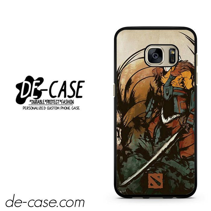 Dota 2 Jugernut In Art DEAL-3616 Samsung Phonecase Cover For Samsung Galaxy S7 / S7 Edge